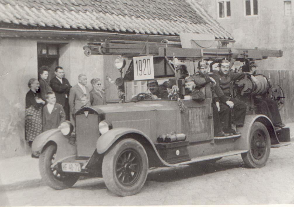 historischer Festumzug 1920